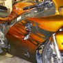 Motorcyle Custom Airbrush - Graphic Designs