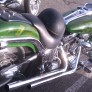 Motorcycle Custom Airbrush Pictorials